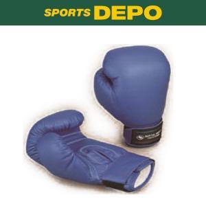 マーシャルワールド Martial World 格闘技 ボクシンググローブ ワークアウトグローブ : ブルー BG310 BU|alpen-group