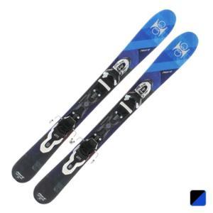 ◇システムビンディングを搭載したスキーボード■カラー:ブラック×ブルー■芯材:PU■滑走材:押し出し...
