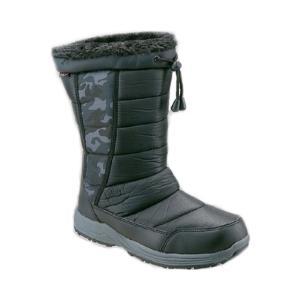 イグニオ メンズ ロングブーツ IG 5W1026LMBK iHEAT スゴ発熱 スノーブーツ ウィンターブーツ 長靴 IGNIO|alpen-group