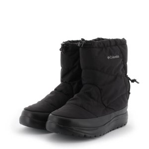 コロンビア SPINREEL BOOT ADVANCE WATERPROOF OMNI-HEAT YU3969 メンズ ロングブーツ : ブラック スノーブーツ Columbia|alpen-group