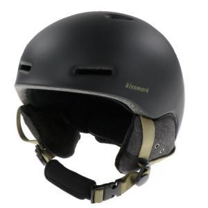 キスマーク  KM HL048JN ジュニア キッズ・子供 スキー/スノーボード ヘルメット kissmark alpen-group