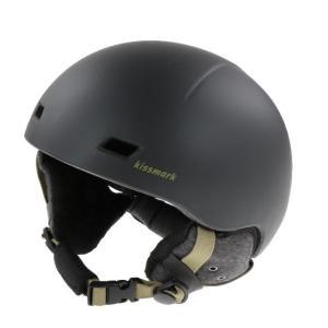 キスマーク  KM HL058NV メンズ スキー/スノーボード ヘルメット kissmark alpen-group