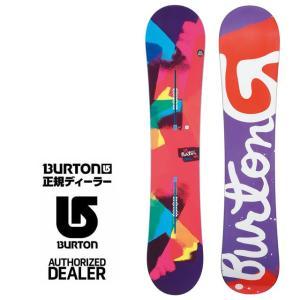 バートン GENIE レディース スノーボード板 スノボ 2016-17モデル Burton
