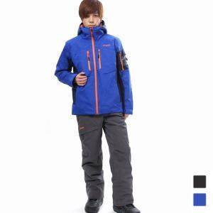 フェニックス メンズ スキー ウェア上下セット Snow Marble Two-Piece PS7722P30 ジャケット パンツ PHENIX|alpen-group
