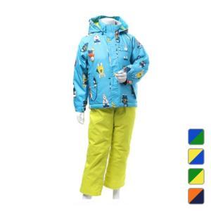 レセーダ ジュニア(キッズ・子供) スキー ウェア 上下セット TODDLER SUIT (RES50003) 2017-2018 モデル ジャケット パンツ スノーボード RESEEDA