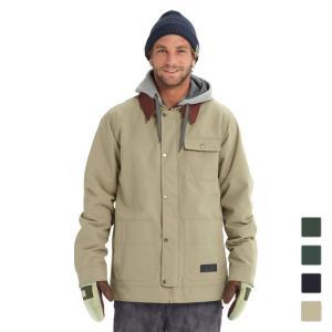 バートン メンズ スノーボード ジャケット MB DUNMORE JK 13067104 Burton|alpen-group