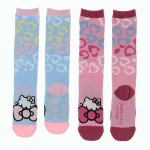 ハローキティ ジュニア キッズ・子供 スキー/スノーボード ソックス スキー/スノーボード ソックス SN-6U45178KT 靴下 Hello Kitty