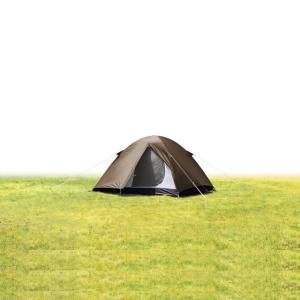 イグニオ ◇気ままな一人旅に最適なコンパクト設計 ◇1〜2人用ドームテント ■素材: ポリエステル・...