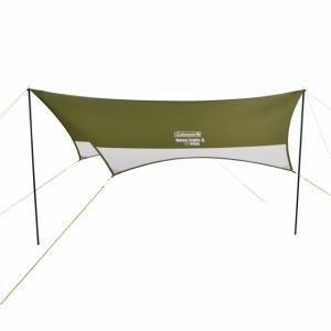 コールマン 2021年新作 ヘキサライトII 2000038145 キャンプ タープテント ヘキサタープ サンシェード Coleman アルペン PayPayモール店