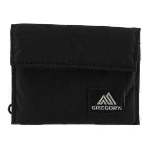 グレゴリー クラシックワレット ブラック (654811041) トレッキング 財布 GREGORY