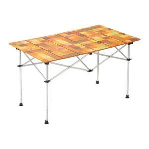 コールマン ナチュラルモザイクロールテーブル120 (2000031293) キャンプ テーブル C...