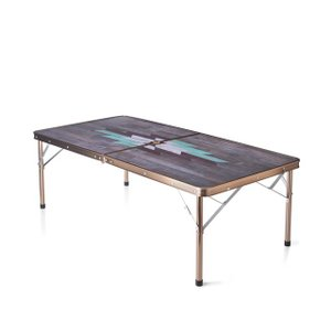 コールマン ILリビングテーブル 120 プラス モザイクウッド (2000032521) キャンプ...