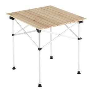 コールマン ナチュラルウッドロールテーブル/65 (2000023502) キャンプ テーブル Co...