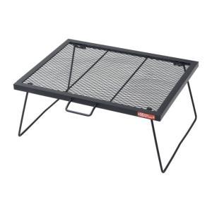 ◇ラス網仕様のメッシュタイプのローテーブル。マルチに便利な標準サイズ。熱い物もクーラー台としても活躍...
