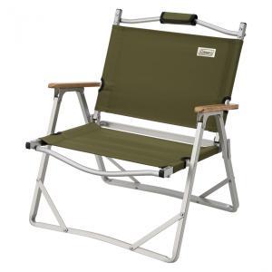 コールマン コンパクトフォールディングチェア オリーブ 2000033562 キャンプ チェア Co...