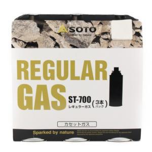 SOTO ソト レギュラーガス3本パック ST-7001
