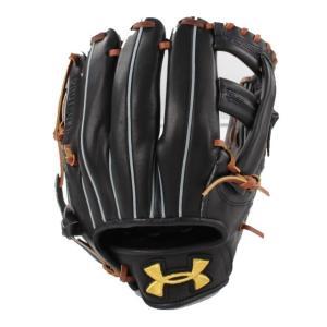 アンダーアーマー UA DL HB Infielder NY Glove R 1341856 001 28.5cm 内野手用 グローブ 硬式 野球 野手用 グラブ 右投用 UNDER ARMOURの商品画像|ナビ