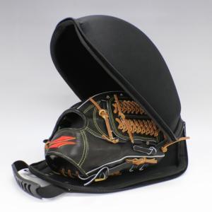 フィールドフォース グラブ保形ケース (FGHC-1000) 野球 グラブ小物 : ブラック FIELDFORCE