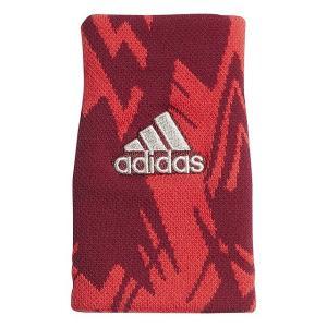 アディダス 野球 リストバンド 5Tグラフィックリストバンド ETY58 CX2079 : レッド adidas|alpen-group
