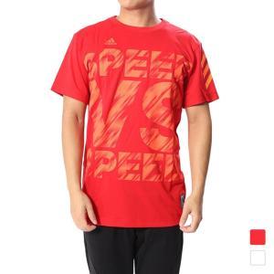 アディダス メンズ 野球 半袖 Tシャツ 5TSPEEDVSSPEEDT DM8673 adidas 18clearance|alpen-group