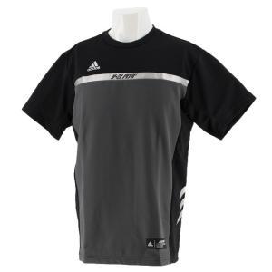 アディダス メンズ 野球 半袖 Tシャツ 5T 2ndユニフォーム HYPE FTI90 DU9555 : ブラック adidas|alpen-group