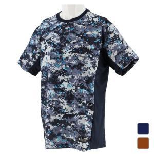 アディダス メンズ 野球 半袖 Tシャツ 5T 2nd ユニフォーム Camo C FTJ00 adidas|alpen-group