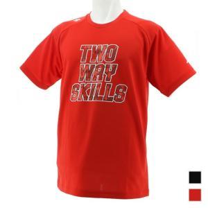 デサント 野球 半袖Tシャツ 大谷 選手モデル DOR-A9272 二刀流 Tシャツ DESCENTE|alpen-group