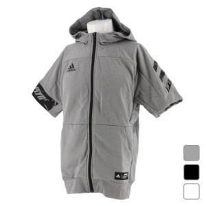 アディダス メンズ 野球 アウターウェア 5T 半袖 スウェット FTJ02 フーディー adidas|alpen-group
