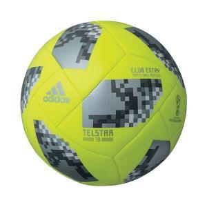 アディダス テルスター18 クラブエントリー 4号球 AF4846YR ジュニア キッズ・子供 サッカー 練習球 adidas