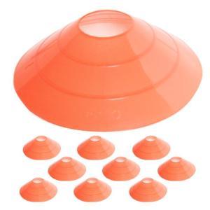 イグニオ IGNIO マーカーコーン 10枚入り : オレンジ IG-8FE0144|alpen-group