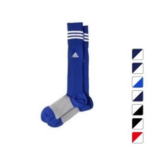 adidas アディダス メンズ サッカー フットサル ストッキング 3ストライプ ゲームソックス ...