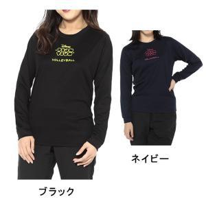 ディズニー レディース 長袖Tシャツ バレーボール DN-8...