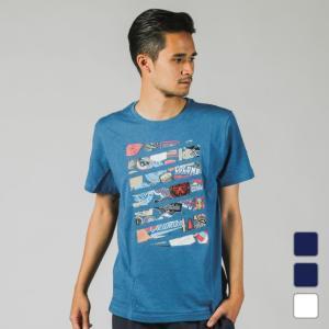 コロンビア メンズ トレッキング 半袖Tシャツ チルトンクリフTシャツ AE0192 Columbia alpen-group