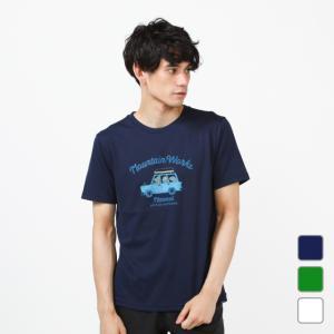 マーモット メンズ アウトドア 半袖Tシャツ レッツゴーハーフスリーブティー TOMRJA48 Marmot