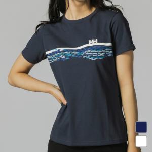 ヘリーハンセン トレッキング 半袖Tシャツ S/S FISK TEE HE61905 HELLY HANSEN alpen-group