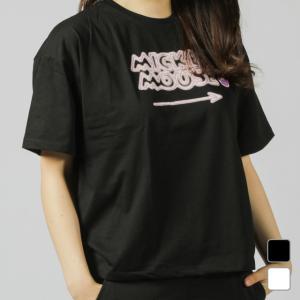 ディズニー Disney レディース 半袖Tシャツ DN-9C22069TSNK