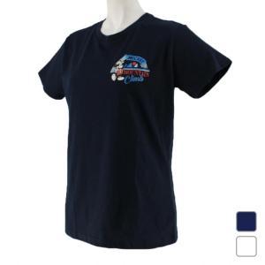 ディズニー Disney レディース 半袖Tシャツ DN-9C22079TSNK