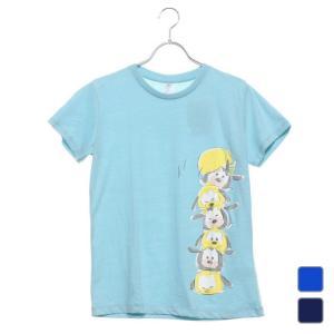 ディズニー レディース Tシャツ 半袖Tシャツ (DN-9C22219TSTM) Disney