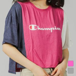 チャンピオン Champion レディース 半袖Tシャツ CROPPED T-SHIRT CW-PS305 alpen-group