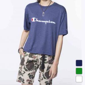 チャンピオン Champion レディース 半袖Tシャツ T-SHIRT CW-PS313 alpen-group