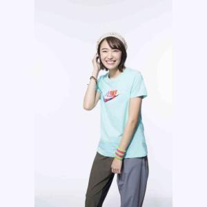 ナイキ レディース 半袖Tシャツ ナイキ ウィメンズ サマー 1 Tシャツ BQ3709 NIKE alpen-group