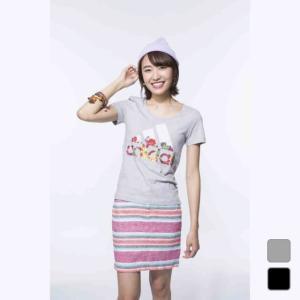 アディダス 半袖Tシャツ W 半袖 フラワー Tシャツ DV2996 alpen-group
