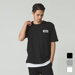 プーマ メンズ 半袖Tシャツ レーベル SSTシャツ 851982 Rebel PUMA