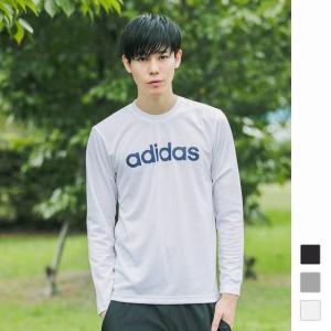 アディダス メンズ 長袖Tシャツ M SPORTS ID リニアロゴ FAT34 adidas