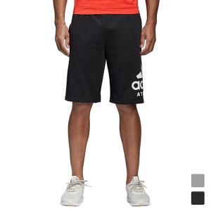 アディダス メンズ スウェットハーフパンツ MSPORTIDATLロゴSWショーツ NEH27 adidas...