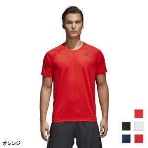 アディダス メンズ 半袖 機能Tシャツ D2M トレーニングワンポイントTシャツ BUM28 adidas