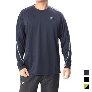 ティゴラ メンズ iHEAT 吸湿発熱 長袖 機能Tシャツ TR-9A1608TL TIGORA|alpen-group