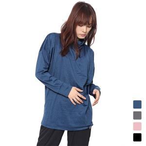 ティゴラ レディース 長袖 機能Tシャツ TR-9A2628TL TIGORA|alpen-group