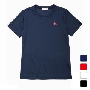 ルコック レディース 半袖機能Tシャツ QMWLJA30ZZ le coq sportif