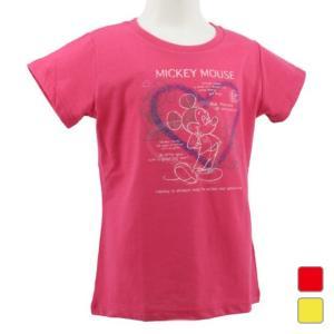 ディズニー ジュニア(キッズ・子供) Tシャツ 半袖Tシャツ (DN-9C42229MKG) Dis...